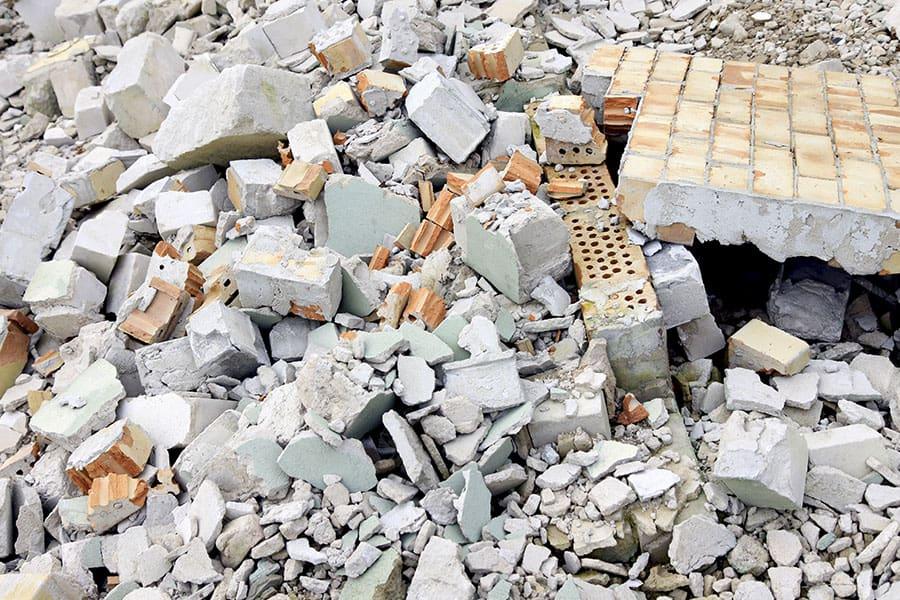 Betondarálás: hogyan lesz a hulladékból értékes anyag?